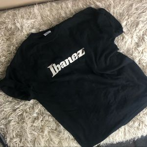 3/$22 IBANEZ tee shirt for sale